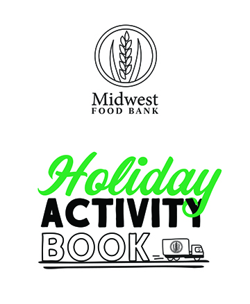 Midwest Holiday Activity Book cover