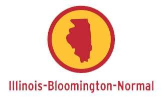 Bloomington button