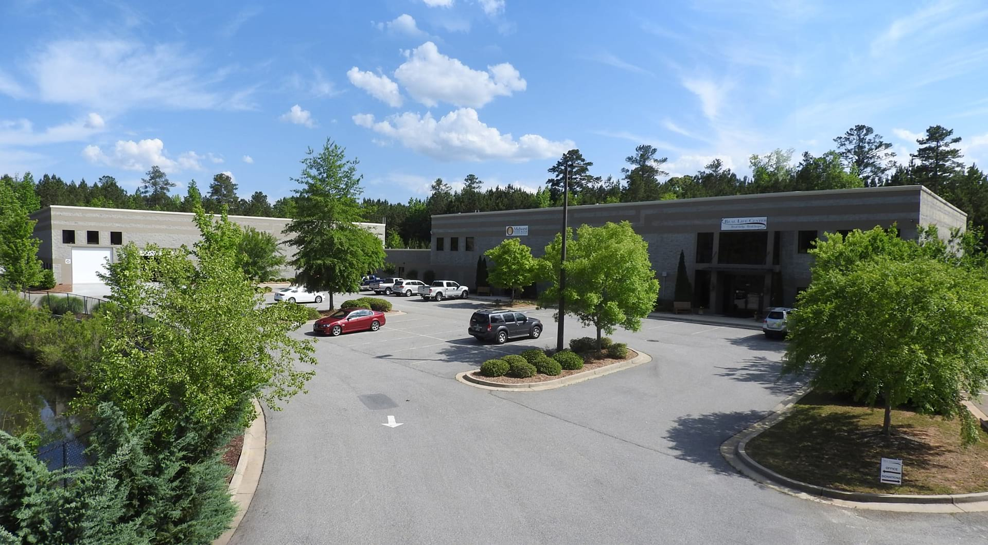 Peachtree City GA Building