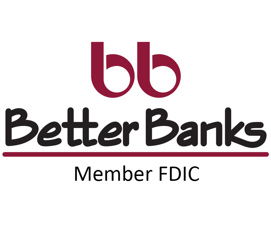 Better Banks 1955 Mem FDIC Logo