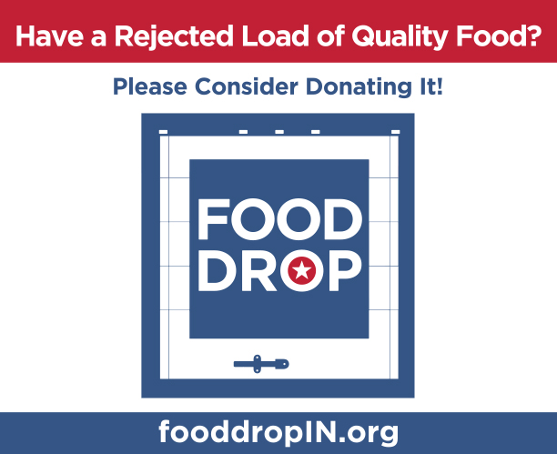 Indy Food Drop logo